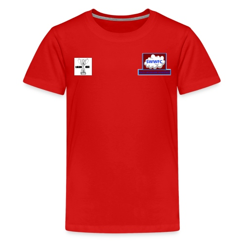Kit CM - Teenage Premium T-Shirt