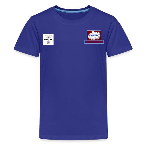Kit AM - Teenage Premium T-Shirt