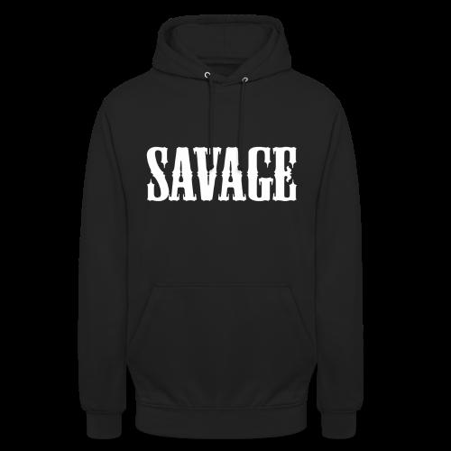 Savage Unisex hoodie - Unisex Hoodie