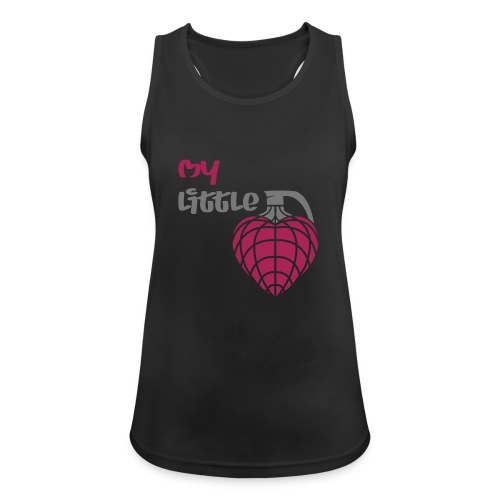 My little hand grenade - Frauen Tank Top atmungsaktiv