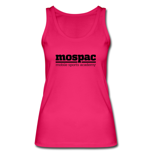 mospac woman - Women's Organic Tank Top by Stanley & Stella