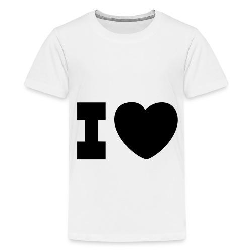Save The Kidz - Teenage Premium T-Shirt