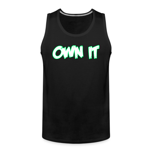 -HATELIFE- OWN IT Vest  - Men's Premium Tank Top