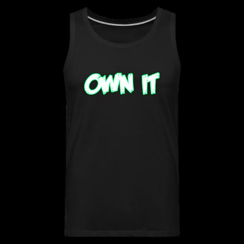 -HATELIFE- OWN IT Vest  - Men's Premium Tank Top