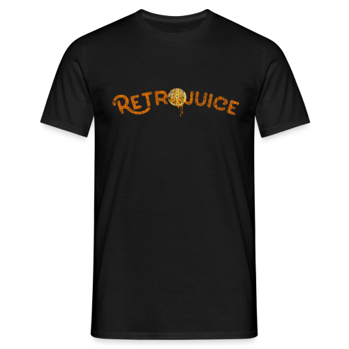 Retrojice - Herre-T-shirt