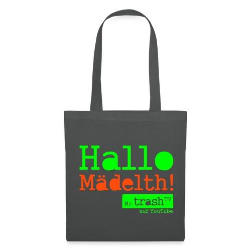Hallo Mädelth! Mr. Trash TV Edition - Stoffbeutel