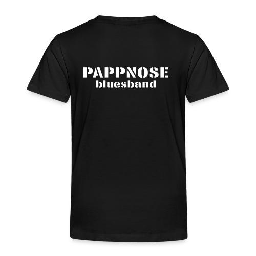 PAPPkinder T-Shirt MittelLogo - Kinder Premium T-Shirt
