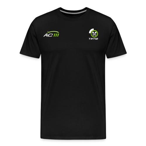 T Shirt AC111TRT VB - T-shirt Premium Homme