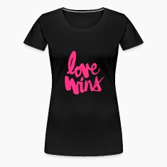 Love Wins T-Shirts