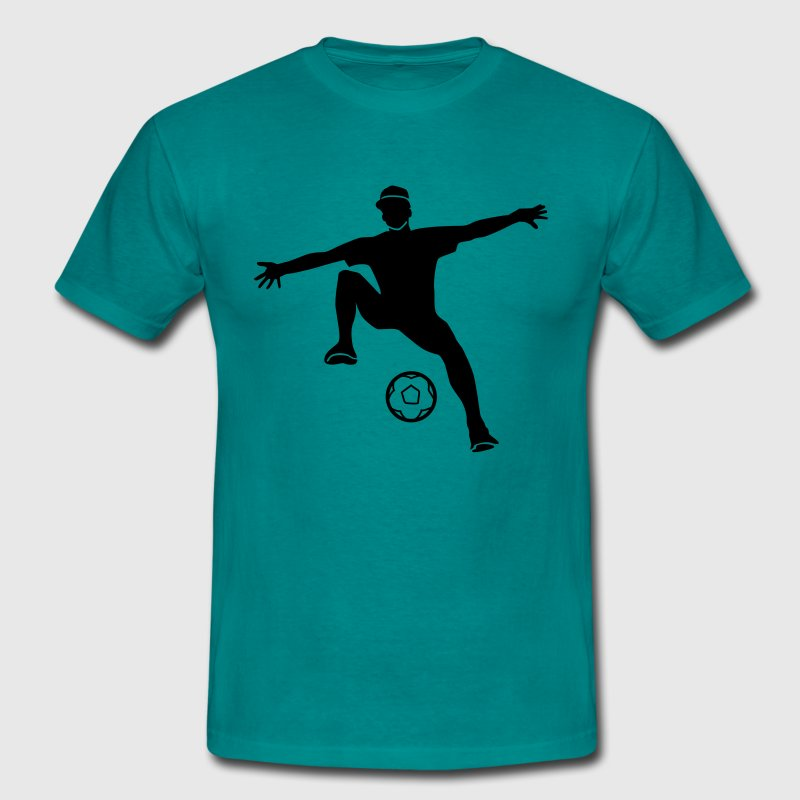 freestyle football T-Shirts - Men's T-Shirt