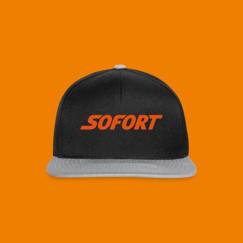 SOFORT Basecap - Snapback Cap