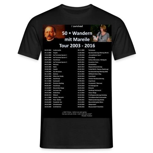 WMM50 - Männer T-Shirt