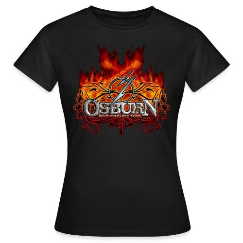 Osburn T-Shirt Women - Frauen T-Shirt