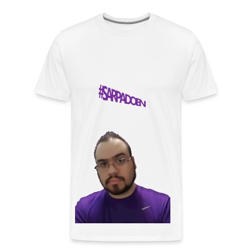 Remera Hombre Paul Rayden #Sarpadoen - Camiseta premium hombre