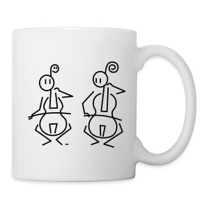 Duo gamba / cello - Mug