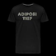 T-Shirts ~ Männer Premium T-Shirt ~ Adipositief