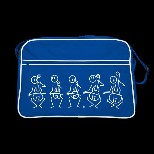 Gamba consort - Retro Bag