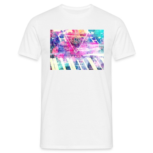 RBMC Bass 001 - Boys Tee White - Männer T-Shirt
