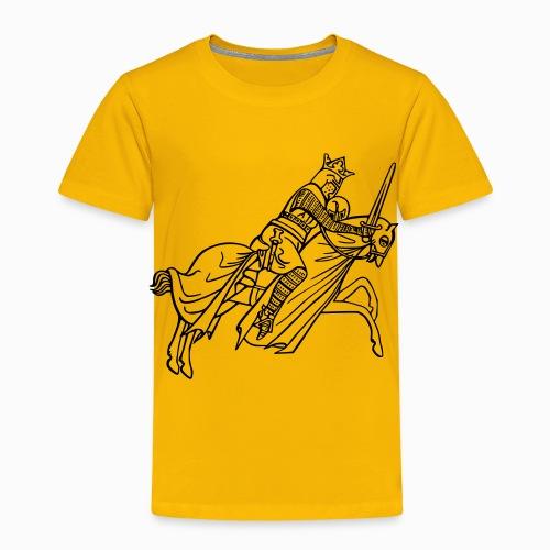 Tshirt Enfant Chevalier - T-shirt Premium Enfant