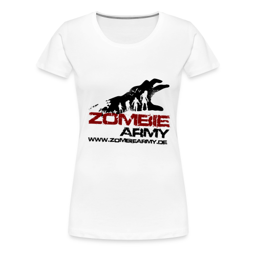 ZA Shirt Frauen OHNE Gamertag - Frauen Premium T-Shirt