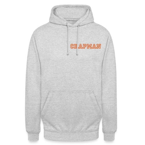 Sweat CHAPMAN - Sweat-shirt à capuche unisexe