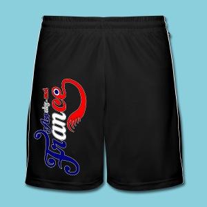 Men's Football shorts  Appelez-moi France (Call me France) - Men's Football shorts
