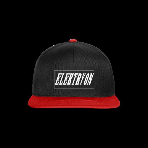 Elektryon Snapback Cap - Snapback Cap