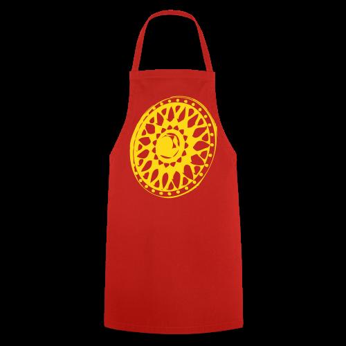 Retro Wheel Kochschürze - Kochschürze