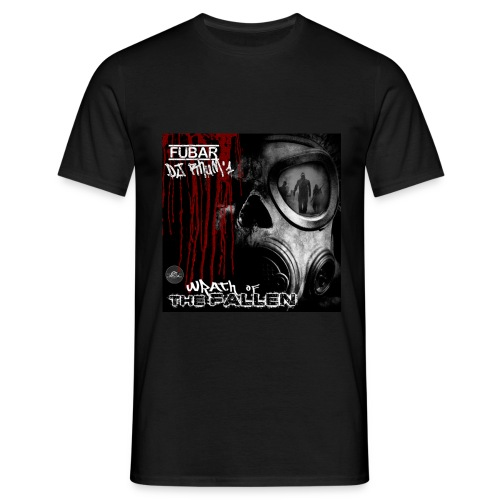 16. Fubar & DJ Rhum'1 Wrath of the Fallen Basic - Men's T-Shirt