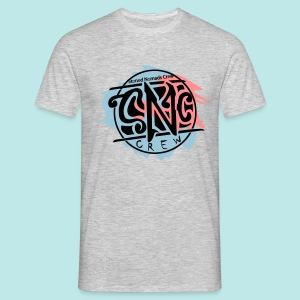 Snc-crew Shirts, fresh for Graffit writers... - Männer T-Shirt