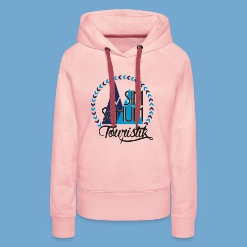 Logo Hoody Women - Frauen Premium Hoodie