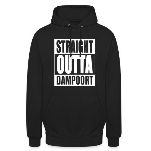 Straight outta Dampoort - Hoodie unisex
