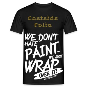 Eastside Folia Shirt - Männer T-Shirt