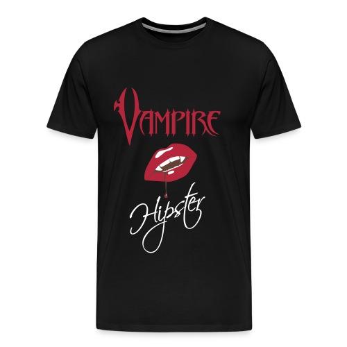 Flynn the Vamp Men's Tee - Men's Premium T-Shirt