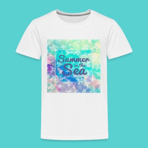 Summer in the Sea - T-shirt Premium Enfant