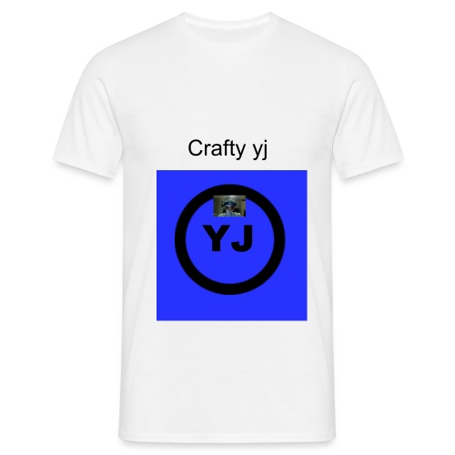 Crafty yj T-shirt Product 4 - Mannen T-shirt