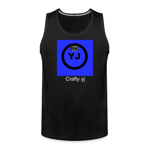 Crafty yj Tank Top Product 5 - Mannen Premium tank top