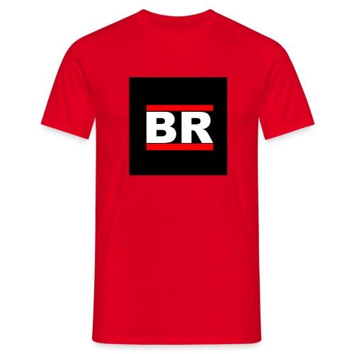BR Logo - Männer T-Shirt