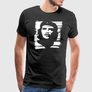 Che Guevara Men T-Shirt Painted - Camiseta premium hombre
