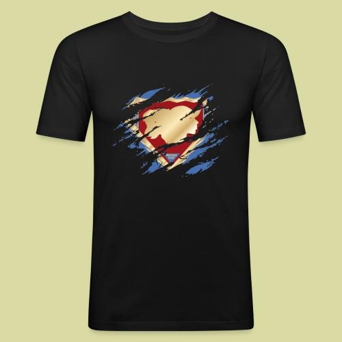 MégaStaff Homme - T-shirt près du corps Homme