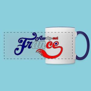 Mug Appelez-moi France (Call me France) - Panoramic Mug