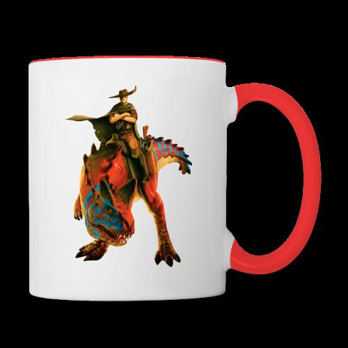 Cowboy Mug - Contrasting Mug