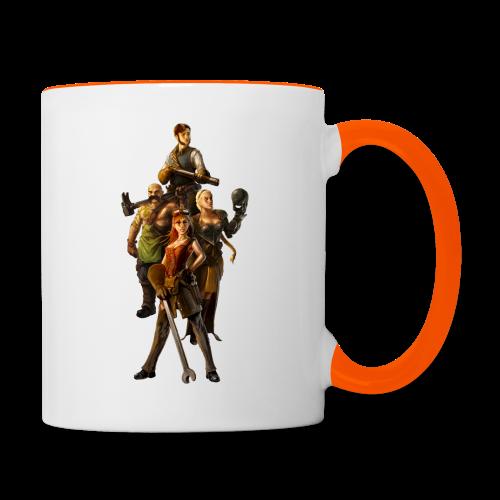 Leaders Mug - Contrasting Mug
