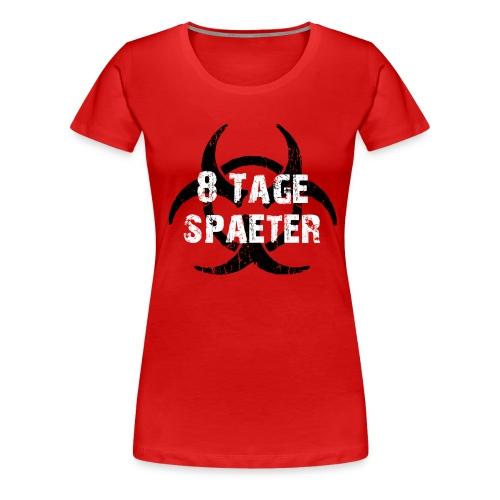 T-Shirt Frauen Premium - Frauen Premium T-Shirt