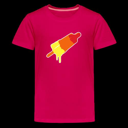 Raket tienershirt - Teenager Premium T-shirt