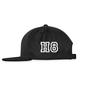 Dynamic Love/Hate cap Black - Snapback Cap