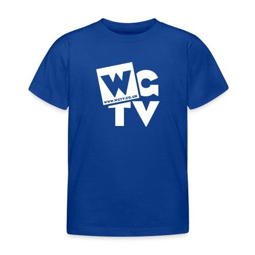 Kids' T-Shirt with Logo - Kids' T-Shirt