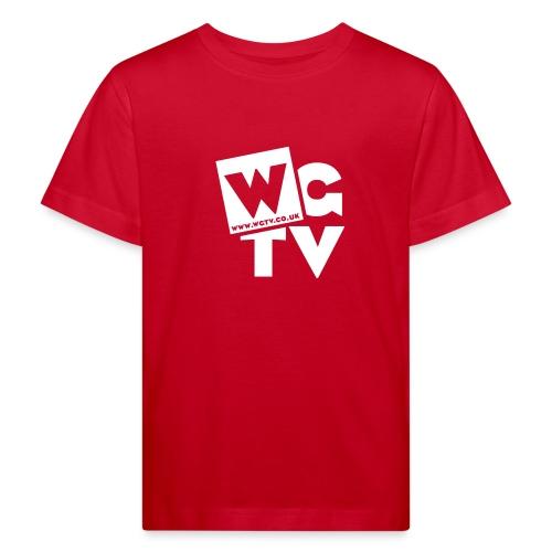Kids Organic T-Shirt with Logo - Kids' Organic T-Shirt