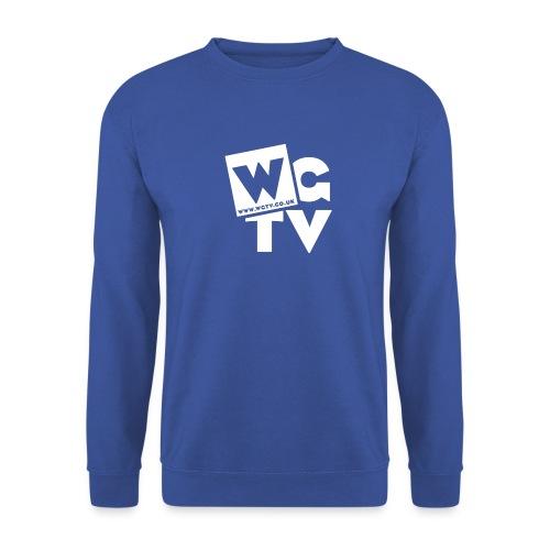 Men's Sweatshirt with Logo - Men's Sweatshirt