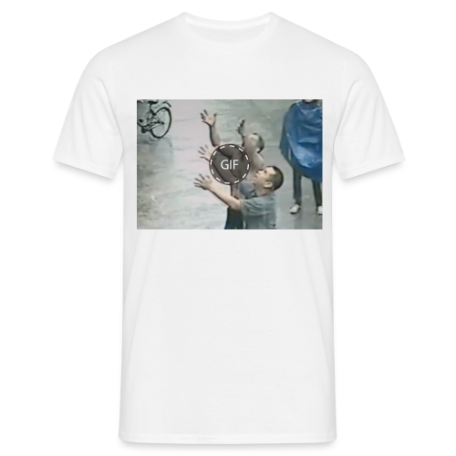 GIF - T-shirt Homme